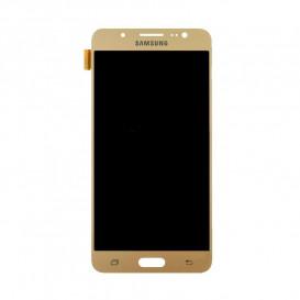Дисплей Samsung J5108, J510F, J510FN, J510G, J510M, J510Y Galaxy J5 (2016) с тачскрином, золотистый