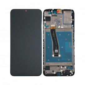 Дисплей Huawei P Smart Plus, Nova 3, Nova 3i (INE-LX1) с тачскрином  и рамкой, черный