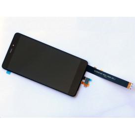 Дисплей Xiaomi Redmi Note 4 с тачскрином, черный