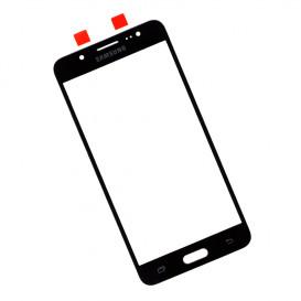 Стекло сенсорного экрана для Samsung J5108, J510F, J510FN, J510G, J510M, J510Y Galaxy J5 (2016 года) черное