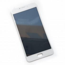Дисплей Meizu M5 Note с тачскрином, белый