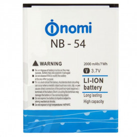Аккумулятор NB-54 для Nomi i504