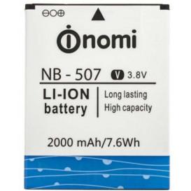 Аккумулятор NB-507 для Nomi i507 Spark