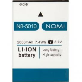 Аккумулятор NB-5010 для Nomi i5010 Evo M