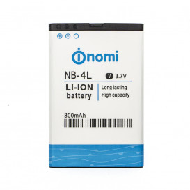 Аккумулятор NB-4L для Nomi i240