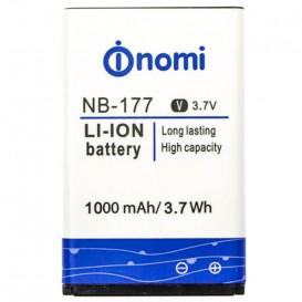 Аккумулятор NB-177 для Nomi i177, i180, i181