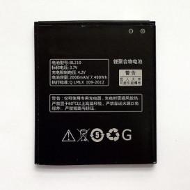 Аккумулятор BL210 для Lenovo S820, S650, A656, A766, S820E, A750E, A770E, A658T, A606, A536, A828t