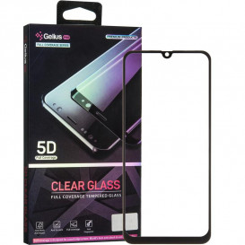Защитное стекло Gelius Pro Clear Glass для Samsung A505 (A50) (5D стекло черного цвета)
