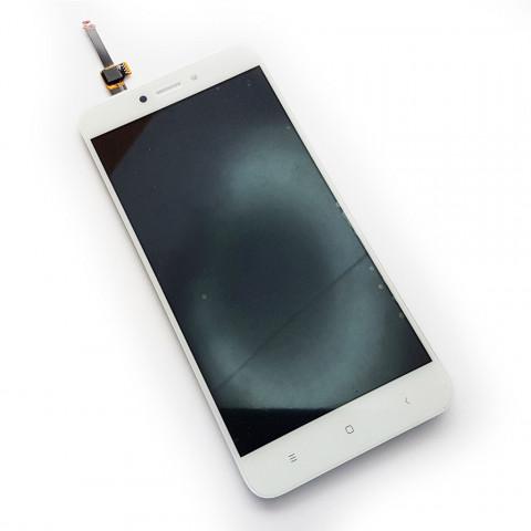Дисплей Xiaomi Redmi 4x с тачскрином, белый