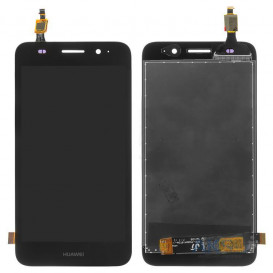 Дисплей Huawei Y3 2017 года, (CRO-U00) с тачскрином, черный