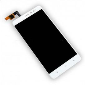 Дисплей Xiaomi Redmi Note 3, Redmi Note 3 Pro, Redmi Note 3 Pro prime с тачскрином, белый (146мм)