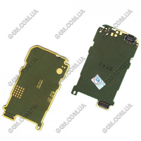 Дисплейная плата Nokia 7370 с компонентами, ОРИГИНАЛ
