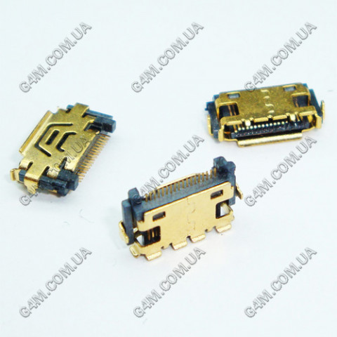 Коннектор зарядки LG KE970, KP500, KF510, KF750, KM500
