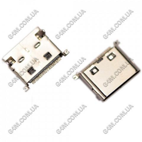 Коннектор зарядки Samsung D800