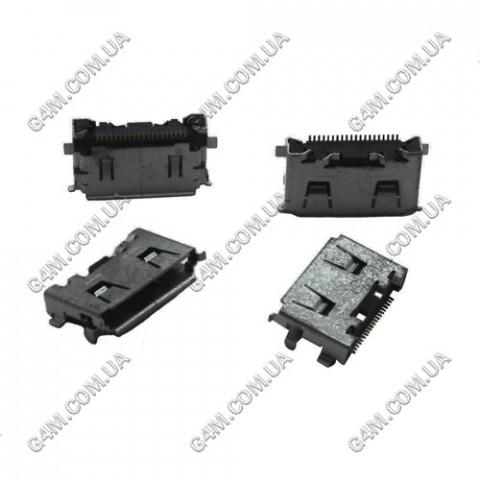 Коннектор зарядки Samsung C3010, F110, F250, F480, F490, F700, G600, i450, i900, J700, J700G, J700i, L170, L760, L760V, L770, L810, M300, M600, U800, U900
