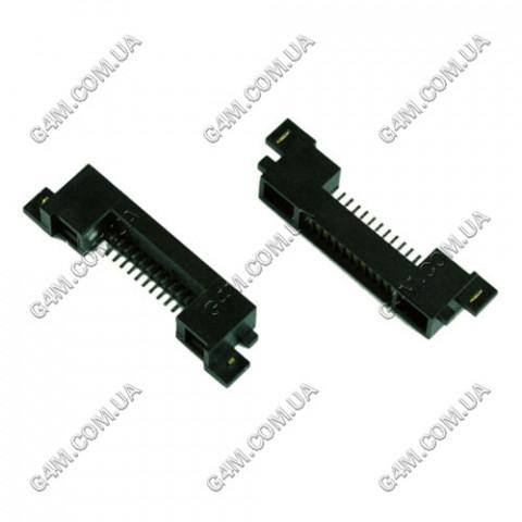 Коннектор зарядки Sony Ericsson K550i, K510i, W880, W890, W760. Z555i, S500, W20i Zylo. W380, W610