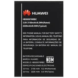 Аккумулятор HB505076RBC для Huawei Ascend G615, Ascend G700, Ascend G610s, Ascend Y600, Y3 II