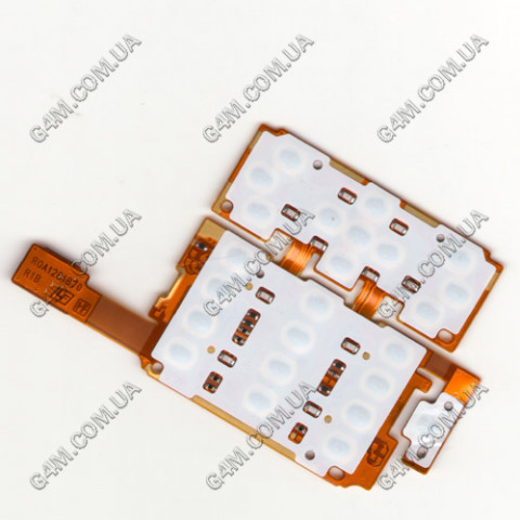 Плата клавиатуры Sony Ericsson K610