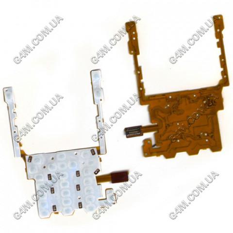 Плата клавиатуры Sony Ericsson S302/W302