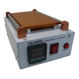 LCD separator-подогреватель дисплеев с встроенным компрессором Kaisi KT-406 (цифровой)