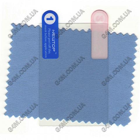 Защитная пленка для Sony Ericsson E15i  X8 прозрачная глянцевая