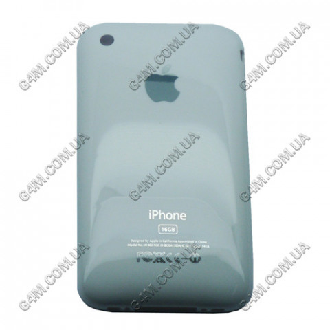 Задняя крышка Apple iPhone 3GS 16Gb белая (High copy)