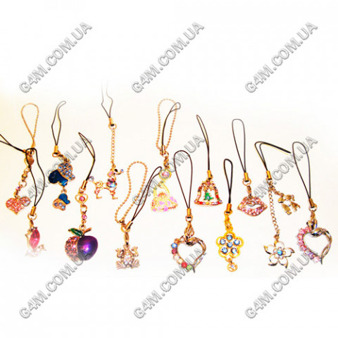 Брелочки Swallow Jewelry