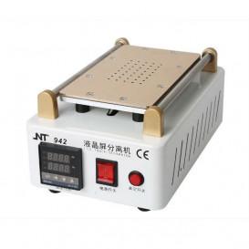LCD separator-подогреватель дисплеев 7 дюймов с встроенным компрессором NT-949