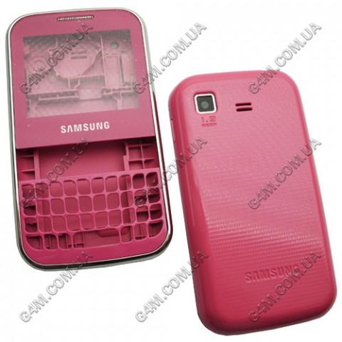 Корпус Samsung C3222 розовый, High Copy