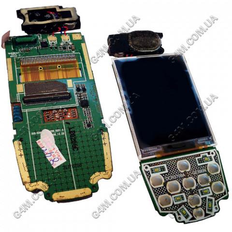 Дисплей Samsung E390 на плате с подложкой