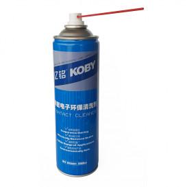 Спрей - очиститель плат KOBY (550ml)