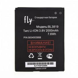 Аккумулятор BL3819 для Fly IQ4514 Tech 4