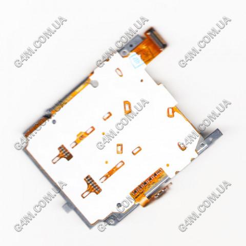 Плата клавиатуры Sony Ericsson T650