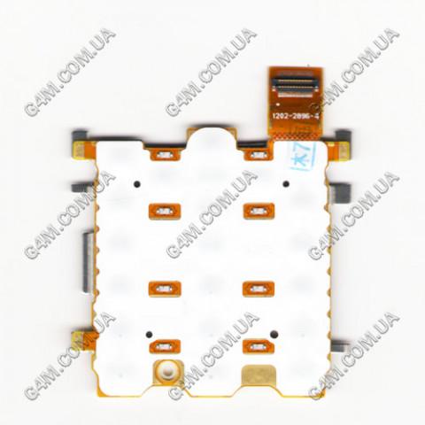 Плата клавиатуры Sony Ericsson W350