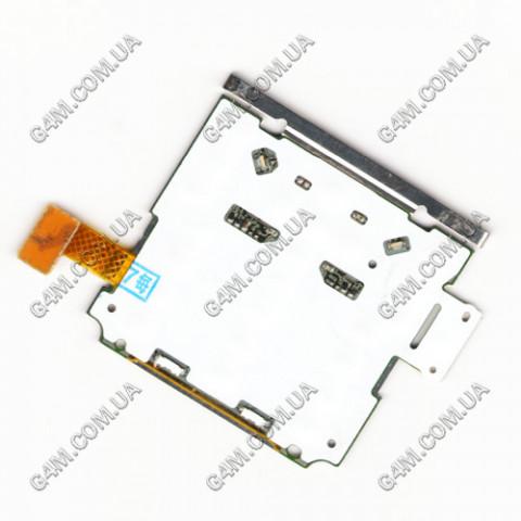 Плата клавиатуры Sony Ericsson W660