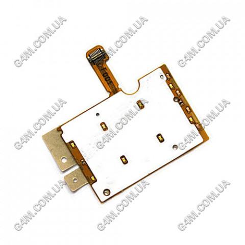 Плата клавиатуры Sony Ericsson W705, W715, G705 нижняя