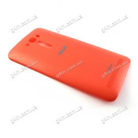 Задняя крышка Asus ZenFone 2 Laser (ZE550KL, ZE551KL) красная (High copy)