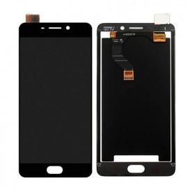 Дисплей Meizu M6 Note (M721H) с тачскрином, черный