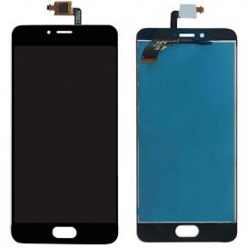 Дисплей Meizu M5s, M612M, M612Q с тачскрином, черный