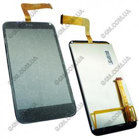 Дисплей HTC G11 S710e Incredible S с тачскрином (Оригинал)