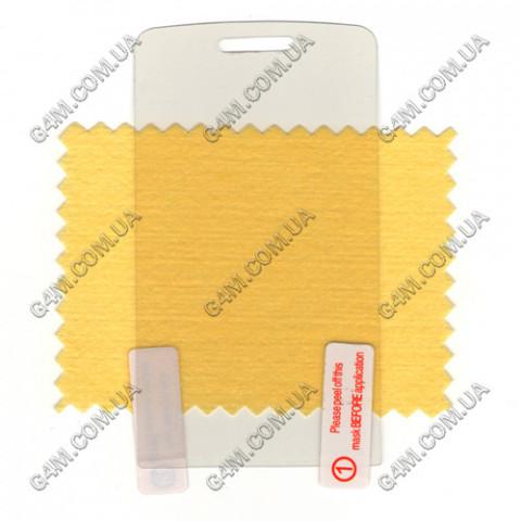 Защитная плёнка для Samsung M8800 Pixon прозрачная глянцевая