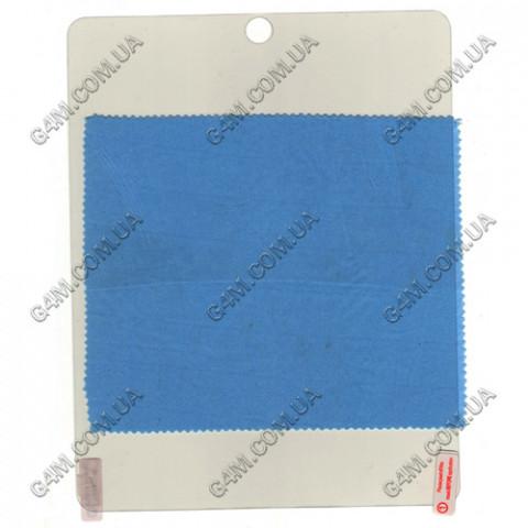 Защитная плёнка для Apple iPad 1 прозрачная глянцевая