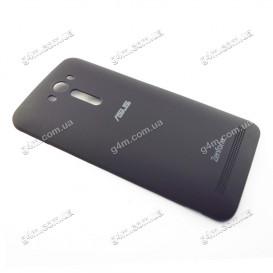 Задняя крышка Asus ZenFone 2 Laser (ZE550KL, ZE551KL) черная (High copy)