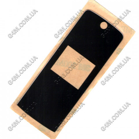 Стекло на корпус Motorola K1 внешнее серебристое