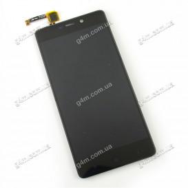 Дисплей Xiaomi Redmi 4 Pro, 4 Prime с тачскрином, черный