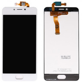 Дисплей Meizu M5c (M710h) с тачскрином, белый