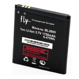 Аккумулятор BL3805 для Fly Spark IQ4404, IQ4415 Quad Era Style 3
