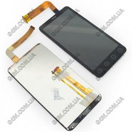 Дисплей HTC G17, EVO 3D, X515m с тачскрином