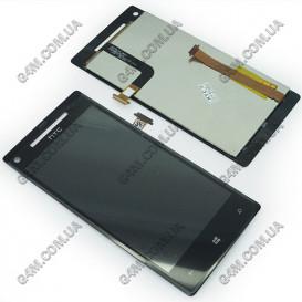 Дисплей HTC 8X, C620e Windows Phone с тачскрином