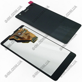 Дисплей Sony C5502 M36h Xperia ZR, C5503 M36i Xperia ZR с тачскрином (Оригинал)